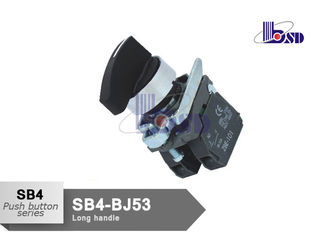 Commercial Push Button Selector Switch SB4-BJ53 LEC60947-5-1 Standard